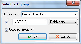 Enjoying Task Templates and Duplicates